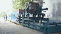 waste paper pulp apple tray egg box production line