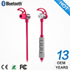 BS052RU rechargeable mobile phone bluetooth wireless headset ear buds