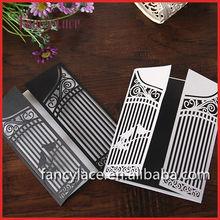 Laser Cut Paper Latest Elegant Design Wedding Invitation Card Love Bird Weddidng Favors Global Paper Supplies