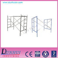 A0551-58 All Size Cross Brace Punch-Hole, Step Type Frame Scaffolding
