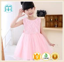 Buena calidad de los niños vestidos para niñas de 12 años de moda vestidos fiesta kids wear para las muchachas