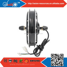 2015 E-bike Motor 60V 1000W Electric Bicycle Brushless Gearless DC Hub Motor for Front Wheel Ebike