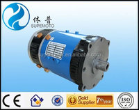 DC motor 5kw 60v for sightseeing bus and electric car