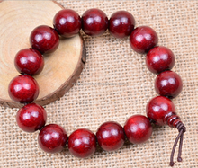 Agarwood boyaa beaded bracelet