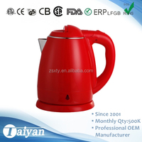 1.2L DE 1261 Cool Touch Cheap Multi Function Kettle