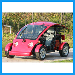 Green Energy Electric 4X2 Utility Vehicle