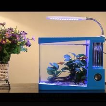 2015 New Model factory direct wholesale high quality mini aquarium Competitive price
