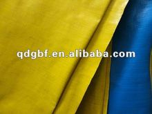 200gsm yellow Good quality Waterproof 100% PE Tarpaulin Sheet