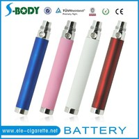s-body best electronic cigarette battery e-cig ego battery diamond bottom battery accept paypal