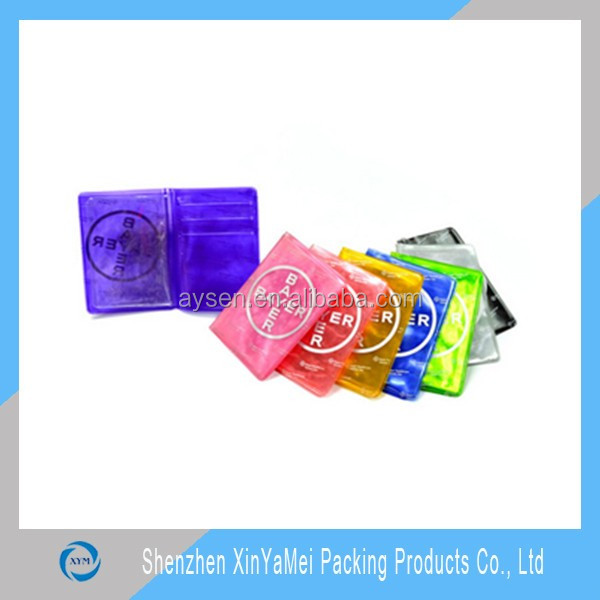 New product PVC plastic access card holder made in China