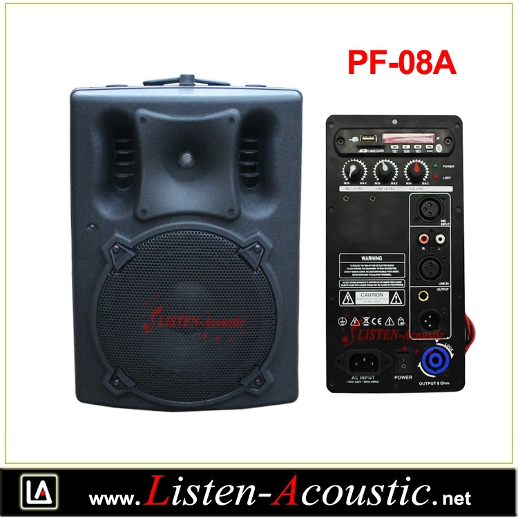 PF-08A Professional active stage speaker