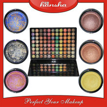 88 color high-quality professional eyeshadow pallete set 88P06#