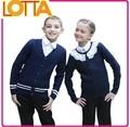 instocks preço de fábrica russa de crianças meninos meninas adolescente uniforme escolar baby sweater design
