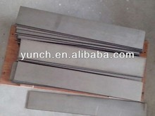 titanium plate/sheet for hair iron