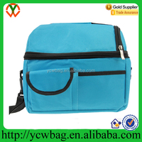 Travel BBQ Camping Picnic Lunch Insulated Cooler Cool Tote Bag For Food