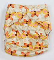 2014 NEW! Animal print baby cloth diapers, one size fits all snaps washable baby cloth diapers, baby nappy