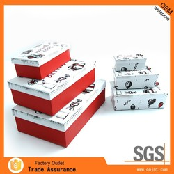 lowest cost made in china gift box for towels