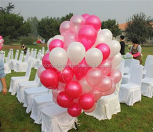 transparent rubber Latex air Balloon factory at good price party decoration
