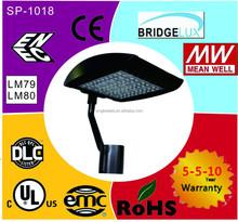 130watt led light for parking lot light for moldova