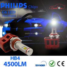 Qeedon plug & play phillips led h11 auto head lamp car bulb