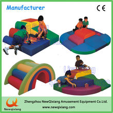 Indoor soft playground, attractive small indoor playground for home