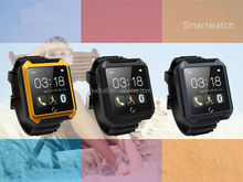 Wrist wearing Bluetooth V4.0 Measures speed, pace, distance traveled Real-time running Sports Watch