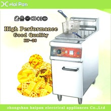 2015 Stainless Steel Square Fryer Electric chicken nugget fryer