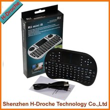 2.4G Wireless Remote Control,Keyboard and Air Mouse Combo with IR learning Function wireless remote control