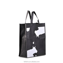 Laminated material pp nonwoven fancy shopping bag