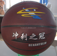 High quality COW LEATHER BASKETBALL