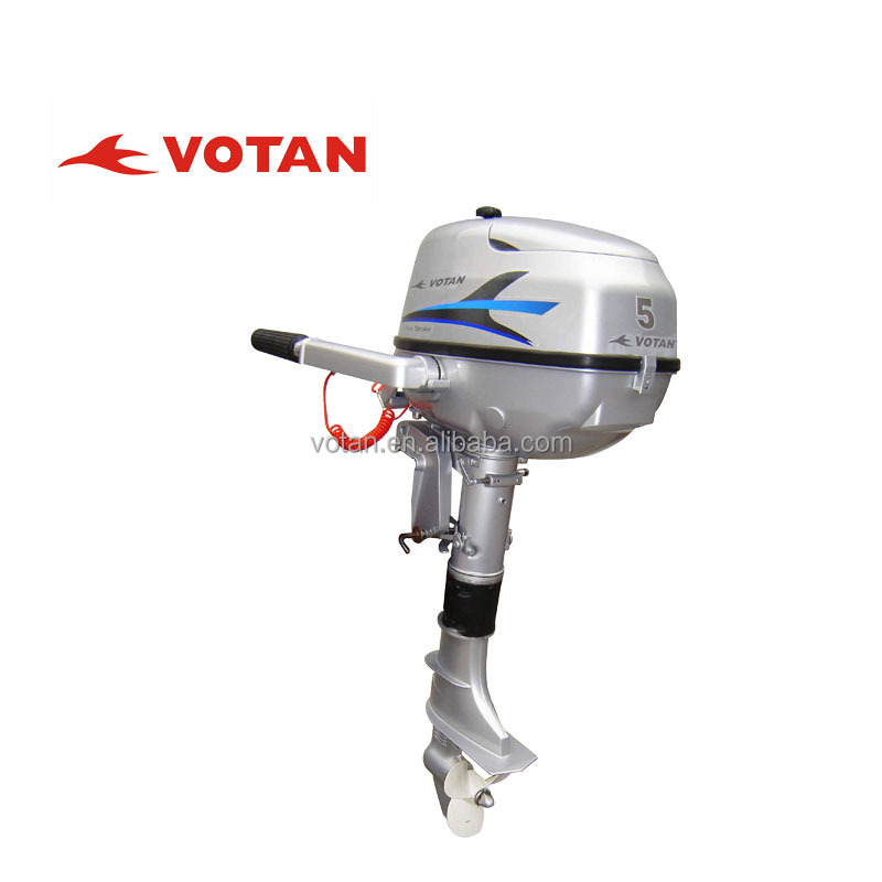 votan 4 stroke 5hp outboard motor boat motors engine for