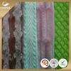 The Newest China Factory Wholesale brushed short pile PV plush fabric