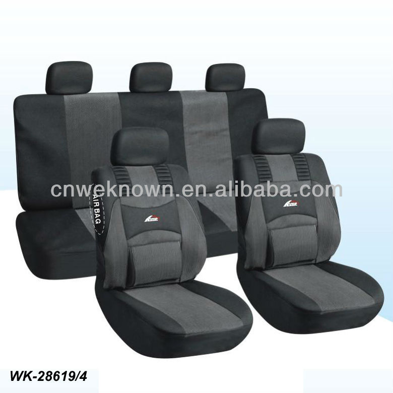 9 Pieces Set Airbags Design Car Seat Cover View Car Seat