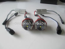 LED marker light E60 LCI 10W LED Angel eyes kits,auto headlight