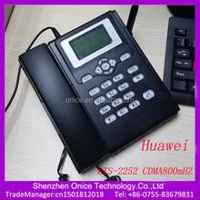 FWP wireless fixed phone cdma 800MHZ original HUAWEI ETS 2252 phone