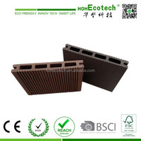 Embossing surface/sanding surface balcony flooring wood plastic