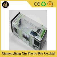 China design plastic packaging box for cell phone accessories