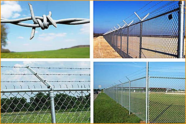 Military Grade Barbed Wire Military Grade Barb Wire