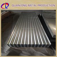 Zinc Coated DX51D Z120 Zinc Panel