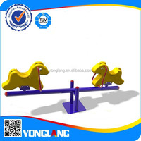 Children's Plastic Seesaw Little Horse Shaped