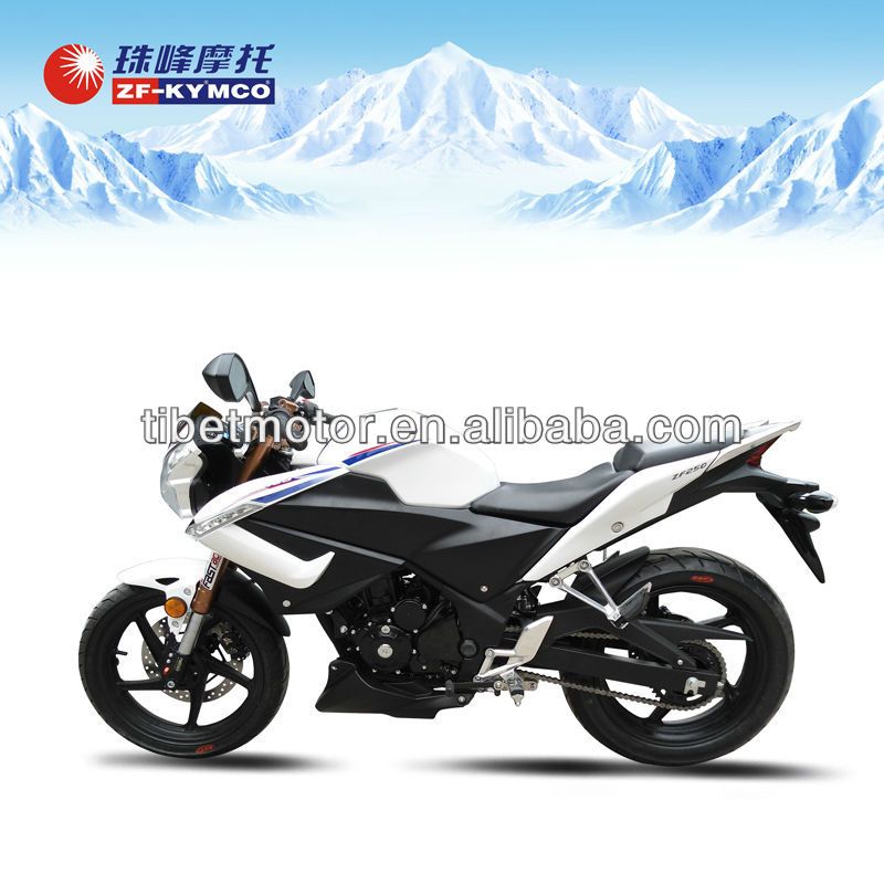 Fabricant zf - ky chine moto 200cc racing moto à vendre ( ZF250 )