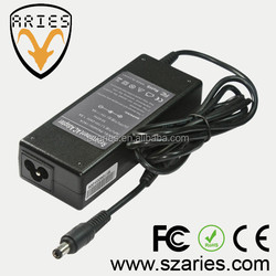 75W AC/DC Adapter for Toshiba Laptop Adapter 15V 5A 6.3x3.0MM