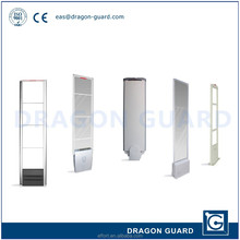 Chain store 58khz AM eas system security gate with high sensitivity:Dragon Guard eas anti-theft antenna for supermarket