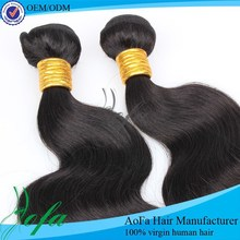 All texture stock available 26 inch malaysian virgin sew in remy hair extensions