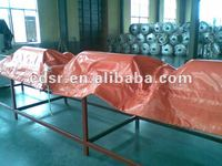 solid float PVC oil containment boom