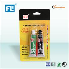 Auto-Parts Glue/Acrylic Epoxy glue/AB glue for metal/glass/stone
