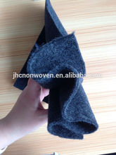 Needle punched polyester nonwoven felt for mini felt tip pen