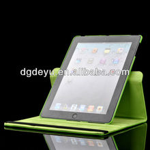 For apple iPad promotional green cases