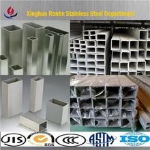 cina produttore di tubi in acciaio inox tubo corrugato 321 erw tubo in acciaio sabbiatura