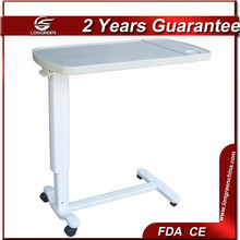 LG-HT702 Low cost ABS top height adjustable table bed side